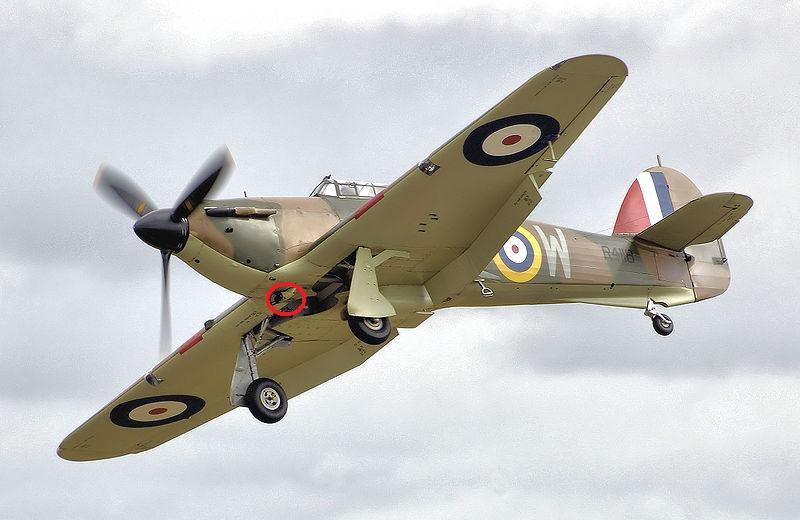 Hawker Hurricane MkIIc, 336ΜΔ, RHAF 1943. 800px-Hurricane_mk1_r4118_fairford_arp
