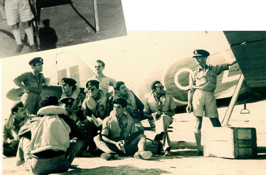Hawker Hurricane MkIIc, 336ΜΔ, RHAF 1943. FG