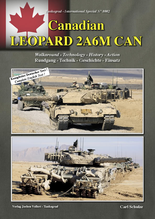 I need detail information on Canadian Leo2 8002202A6M20CAN2001