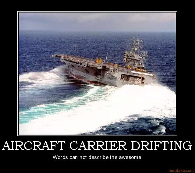 The Funny Side of the Military  Aircraft-carrier-drifting-aircraft-