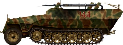 German Half Tracks SdKfz-251-16_Flammpanzerwagen_Ausf-D_zps99c1ab96