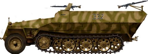 German Half Tracks SdKfz-251-1_Ausf-D_poland1944_zpsd72777f6