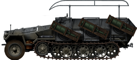 German Half Tracks SdKfz-251-1_Wufrahmen_ausfB_zpsa2a6fed2