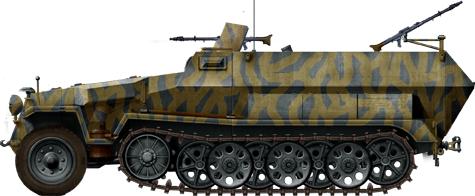 German Half Tracks SdKfz-251-2_Granatwerfer_zps35e7bcd5