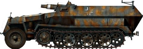 German Half Tracks SdKfz-251-9_C_Russia1943_zpsa2d756c1