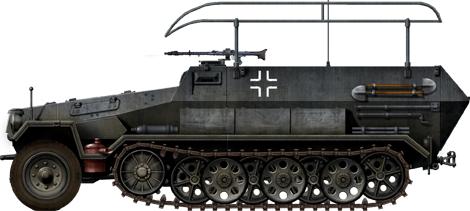 German Half Tracks SdKfz-251-Ausf-B_Kommando-Pzwgn_zpsca7934ba