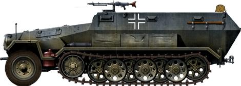 German Half Tracks SdKfz-251-Hanomag_Ausf_A_Russia_zps95ddc4d3