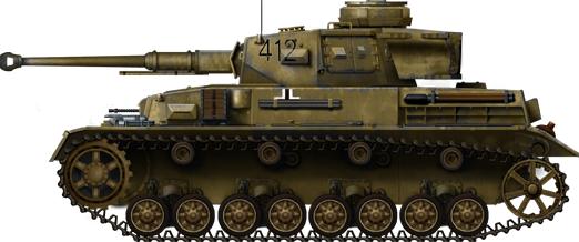 The Panzer 4 Panzer_IV_AusfF2_libya_zps8cb357e2