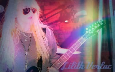 Is this the end of everything? Or just a new way to bleed?  {Lilith Relas} Guitarra