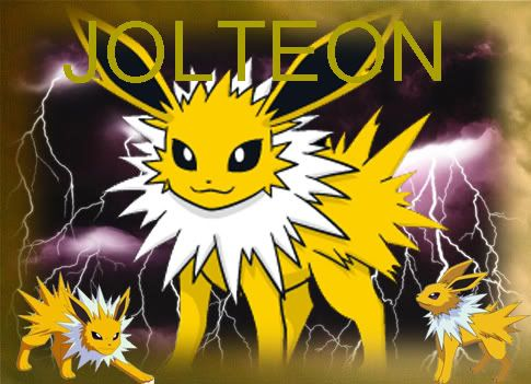 banners i make JOLTEON