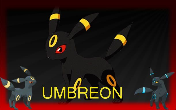 banners i make UMBREON
