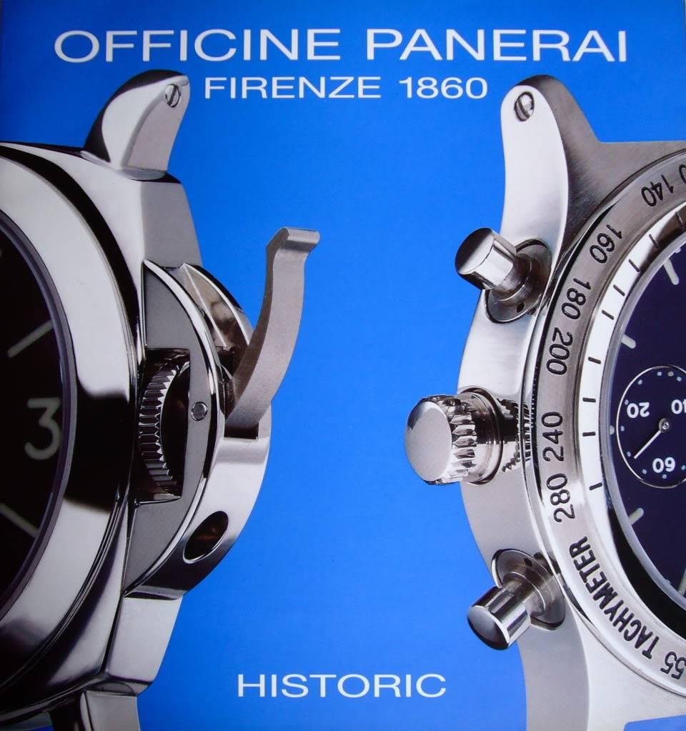 Booklet Officine Panerai P1050349
