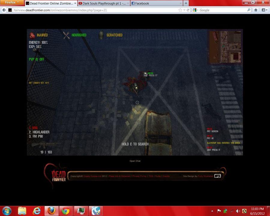 Spartan A-118's Screenshots DFM3