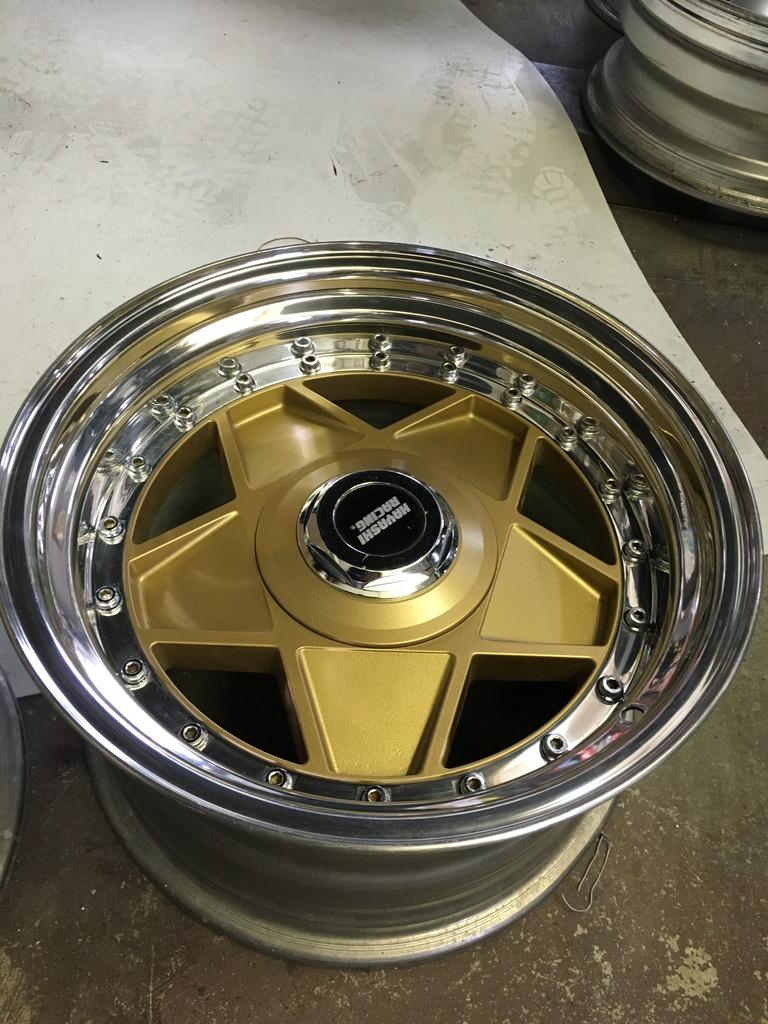 FS: Rare Hayashi Racing 505 16x8 +50 16x9 +37.5 w/tires E6B984BC-D279-42F1-B4E9-92E36FAB0D40_zpsbjmmwpdk
