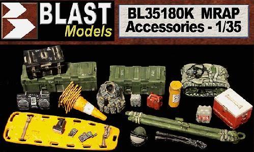Nouveautés BLAST MODELS Bl35180k-H-299-W-500-S-62551