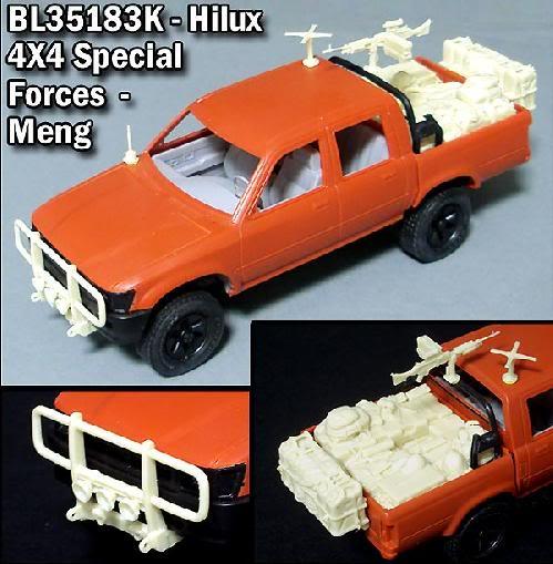 Nouveautés BLAST MODELS Bl35183K-H-509-W-500-S-74492