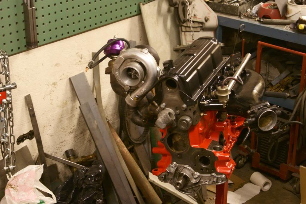 Ford Sierra Turbo - 2/6 -15 - Sida 4 DSC04911