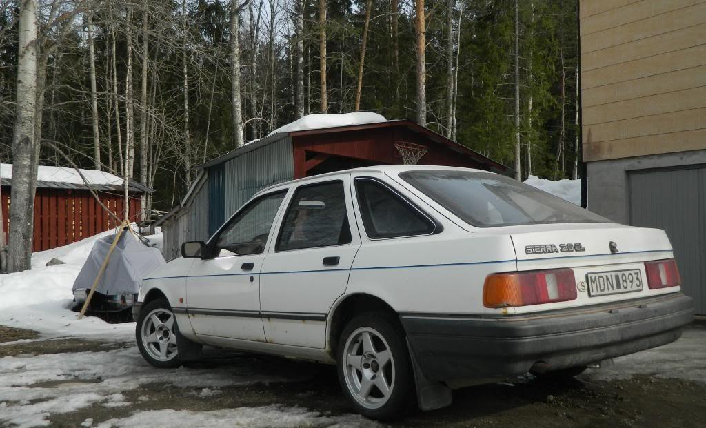 Ford Sierra Turbo - 2/6 -15 - Sida 2 DSCN1233