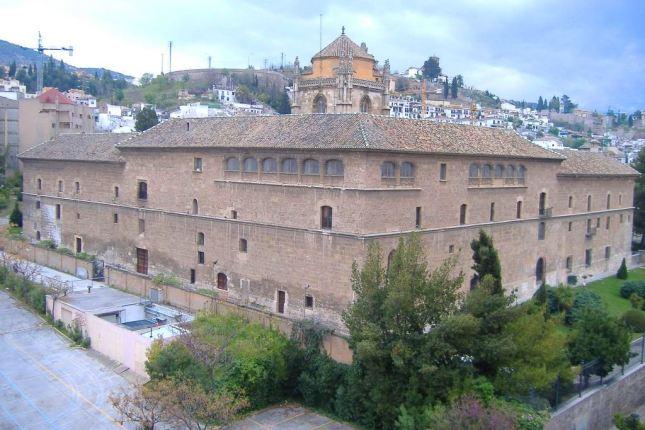 Hospitales y Sanatorios con leyendas y apariciones abandonados en España Hospitalgranada2_zps5d9e5268