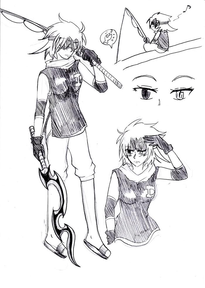 [Character CFนอกรอบ] เรย์โมน่า กริฟฟิธ Reymonacopy