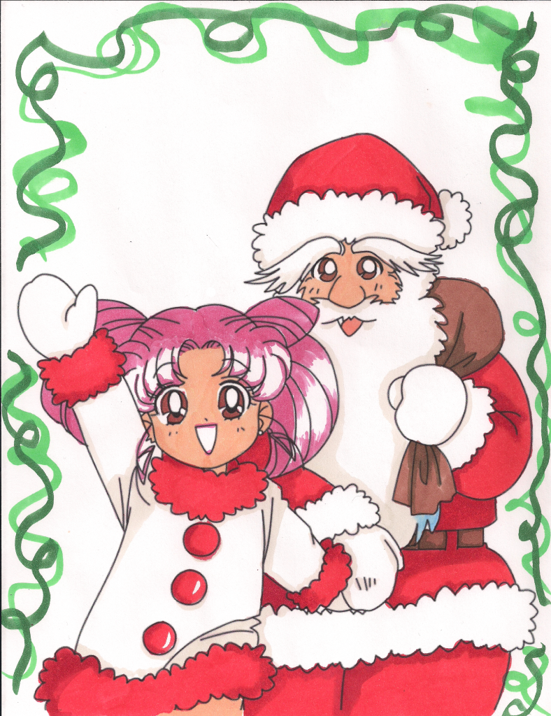 December Holiday Sailor Moon Coloring Contest ~Round 3~ {SUBMISSIONS OPEN!} GCcoloringcontest_zps972c942c