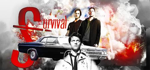 Survival of the Fittest. AU season 7 SPN. Advet_zps439a443f