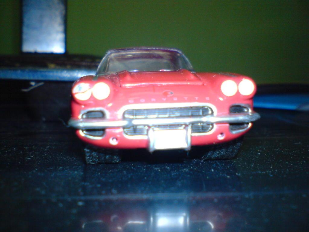 Chevrolet Corvette 1962 GreenLight DSC00030
