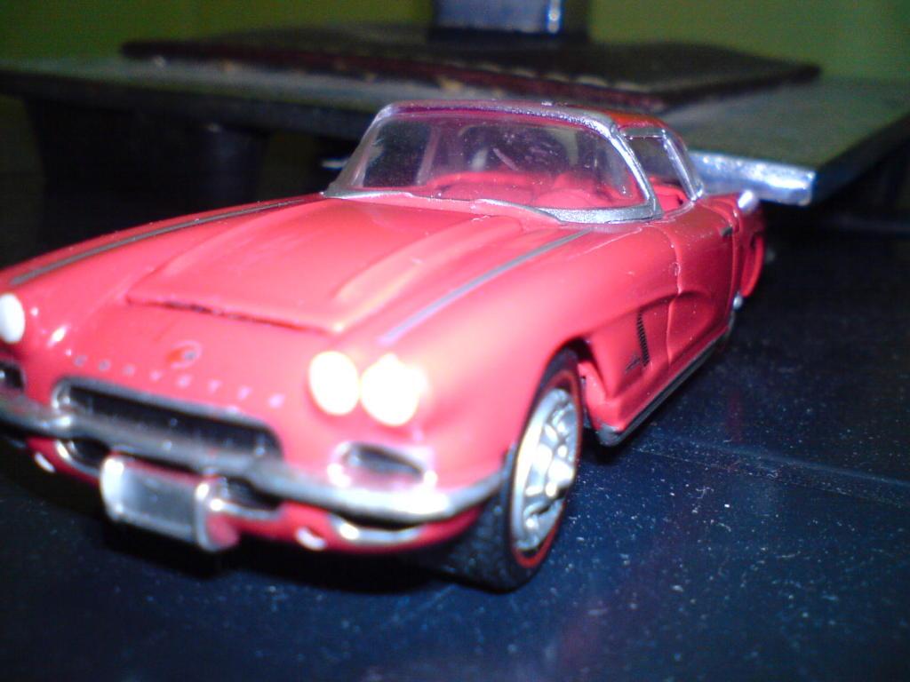 Chevrolet Corvette 1962 GreenLight DSC00031