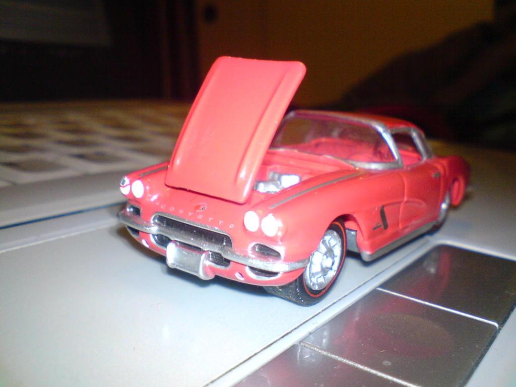 Chevrolet Corvette 1962 GreenLight DSC00046