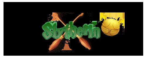 Registro de Jugadores de Quidditch SLytherinQuidditch
