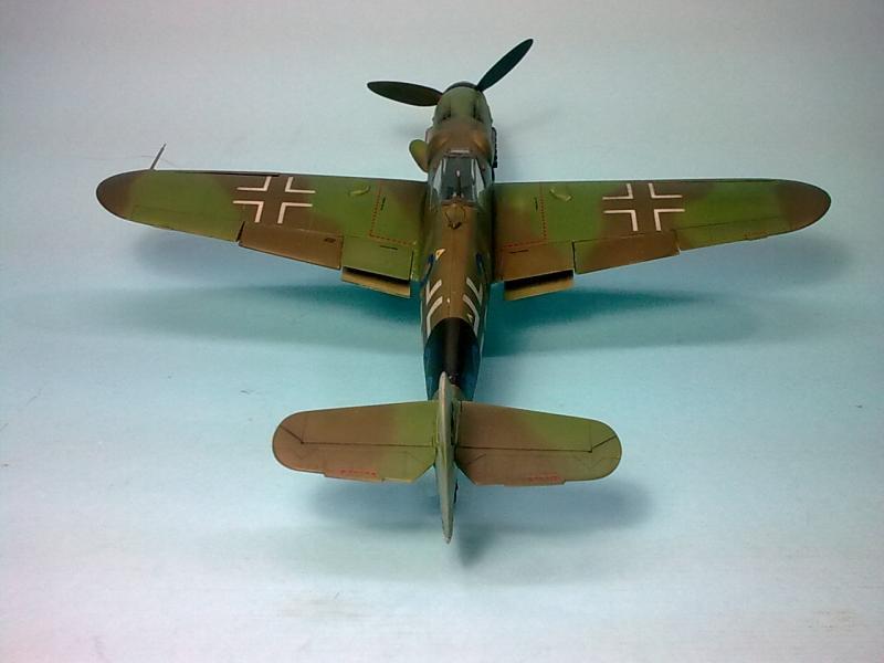 Bf 109 G-14 Alfred Michael-Fujimi Imagen6830