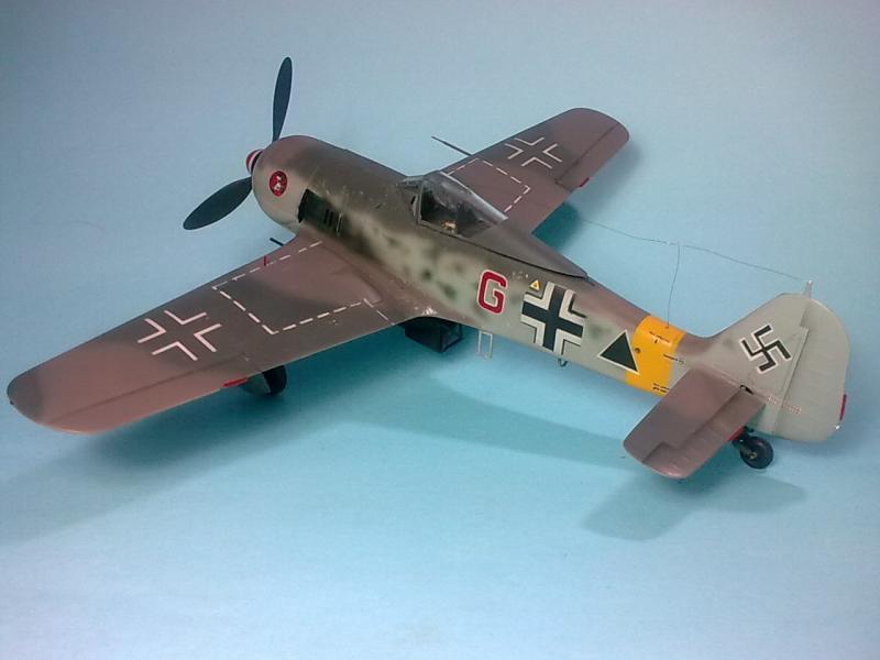 Fw-190G2 I/SG1 Promodeller 1/48 Imagen6945