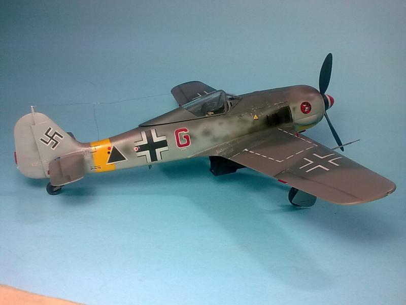 Fw-190G2 I/SG1 Promodeller 1/48 Imagen6946
