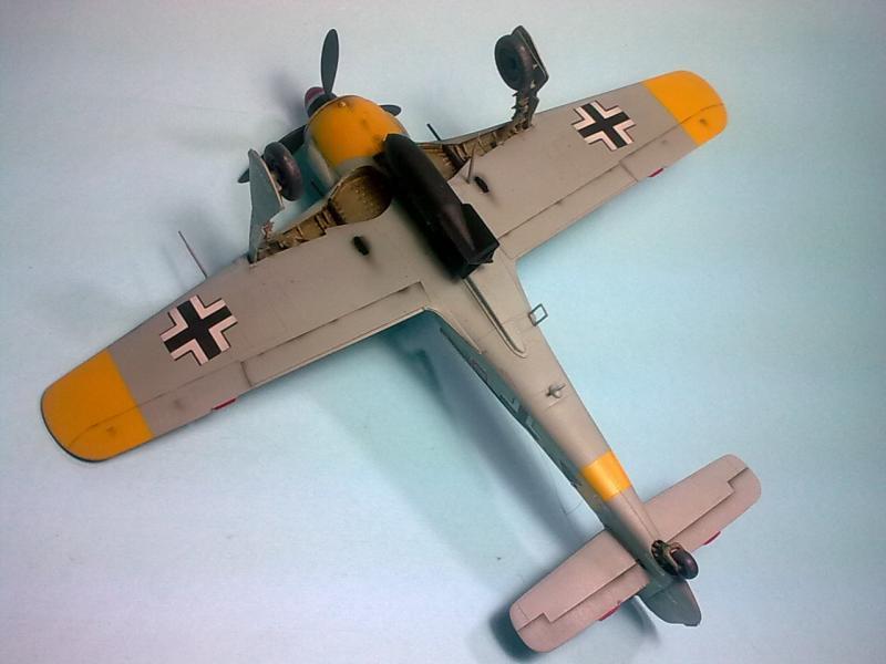 Fw-190G2 I/SG1 Promodeller 1/48 Imagen6950