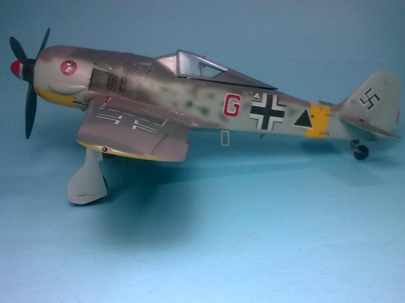 Fw-190G2 I/SG1 Promodeller 1/48 Imagen6957