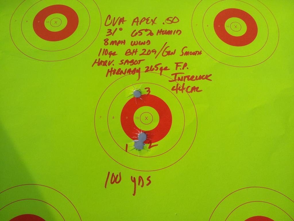 A couple new muzzleloader bullets 2012-12-06113015