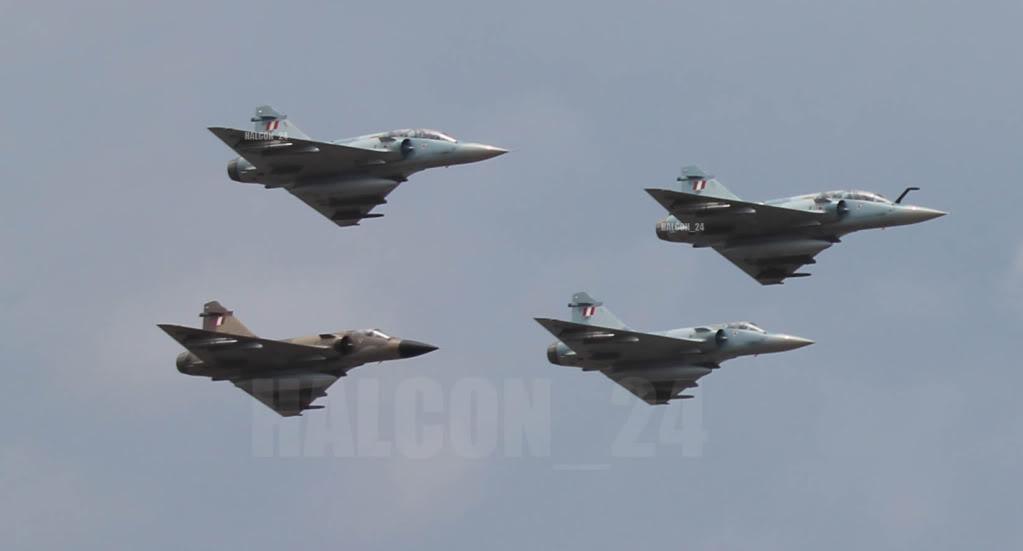 FESTIVALES MILITARES, AERODEPORTIVOS ,DIA DE LA FUERZA AEREA DEL PERU Y SHOW AEREOS - Página 4 Mirage2000P-DP3