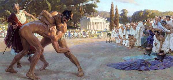 Mount Olympus Annual Picnic - Page 4 Greek_ancient-olympic-games