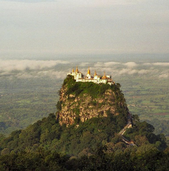 Weird And Wonderful Places Mount-popa-1_zps02159931
