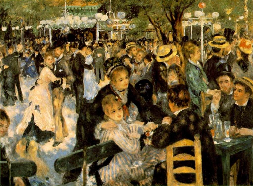 What did you just finish reading and what are you reading now? - Page 2 Renoir_moulin-galette