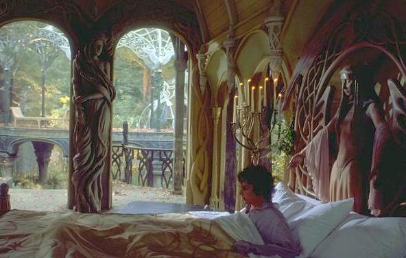 Golden moments Rivendell_frodos_room