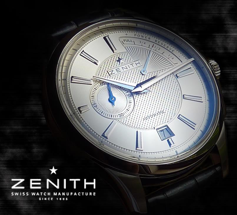 Zenith Captain réserve, revue à suivre. Zenithlogosmall