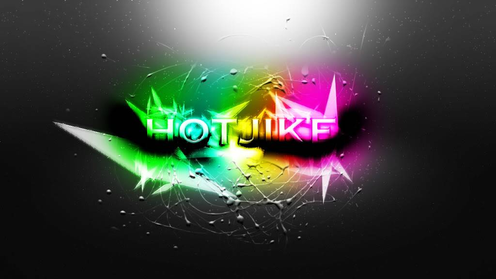 "Hotjikes ""art"" :P Colorfullsiggy"