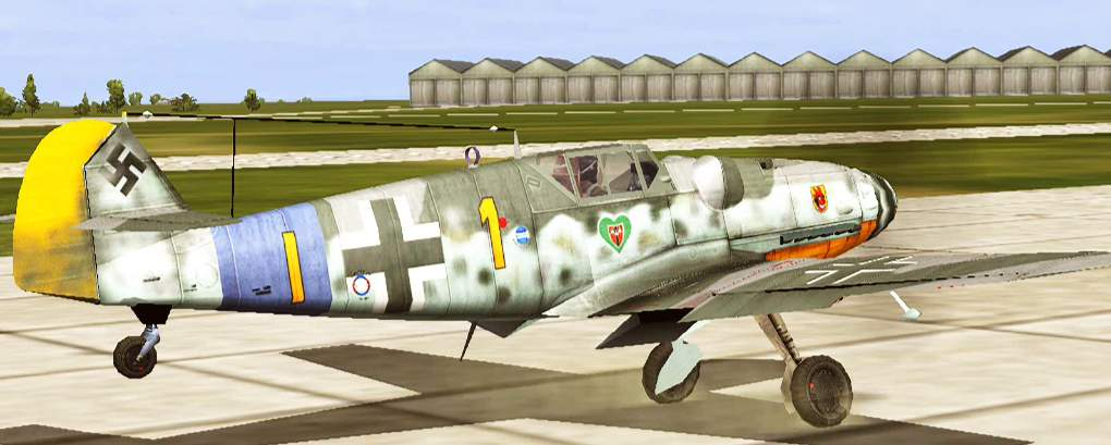 Bf109 G-6 Mision1307tal_zpsce303a07
