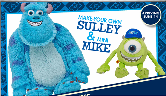 Make Sulley June 19 2013MikeandSulley_zpsf1a9b008