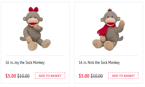 $5 animals available on babw website - price shopping 2014sockMonk5_zpse704d1f8