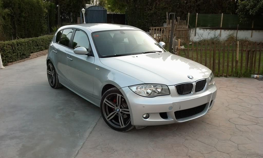 BMW 120D 1