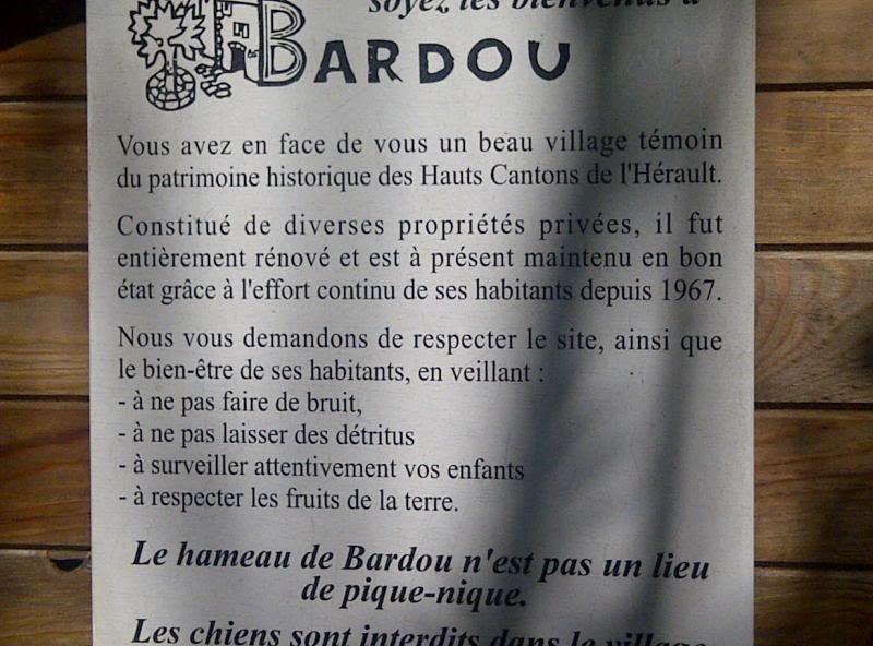 Petit hameau de Bardou dans le 34 IMG-20130602-00319