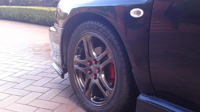 SOLD: MY02 Subaru Impreza RS 15062010267