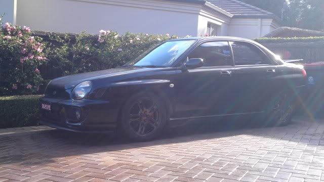 SOLD: MY02 Subaru Impreza RS 15062010269